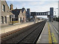 S2683 : Ballybrophy railway station by Nigel Thompson