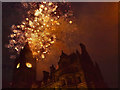 SJ8398 : Olympic Firework Display, Manchester by David Dixon