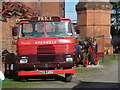 SK2625 : Claymills Victorian Pumping Station - Scammell by Chris Allen