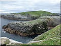 NA7246 : Flannan Isles: view over several of the islands by Chris Downer