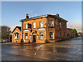 SJ8690 : Heaton Mersey, The Griffin Hotel by David Dixon