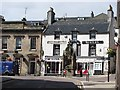 NJ6863 : Mercat Cross, Banff by Richard Webb