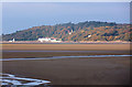 SH6137 : Looking west across the estuary by John Firth