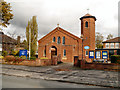 SJ8485 : Heald Green, St Catherine's Parish Church by David Dixon