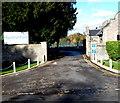 ST5776 : Entrance to Badminton School, Bristol by Jaggery