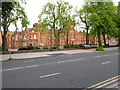 J3372 : Queen's University from University Road by Eric Jones
