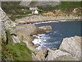 SW4524 : Lamorna Cove by Chris Andrews