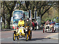 TQ3104 : Renault, London to Brighton Veteran Car Run by Oast House Archive