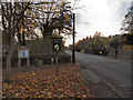 SJ8279 : Knutsford Road, Chorley by David Dixon