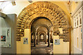 SK7954 : Romanesque arch by Richard Croft