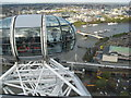 TQ3079 : London Eye by frank smith