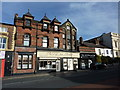 SJ3989 : Bed shop, beauty shop, High Street, Wavertree by Peter Barr