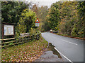 SJ8483 : Stanneylands Road, Linney's Bridge by David Dixon