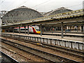 SJ8597 : Piccadilly Station, Manchester by David Dixon