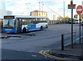 ST3188 : Mystery in Newport bus station by John Grayson