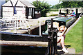 SJ5345 : Willey Moor Lock by Jo Turner