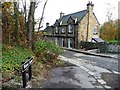 SE4311 : Hague Hall Lodge, Water Lane, South Kirkby by Christine Johnstone