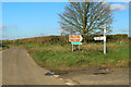 ST6837 : 2012 : Junction on the road to Westcombe by Maurice Pullin