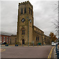 SJ9698 : The Parish Church of Holy Trinity and Christ Church by David Dixon