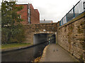 SJ9698 : Bridge#101, Huddersfield Narrow Canal by David Dixon