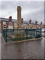 SJ9496 : Newton War Memorial by David Dixon