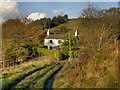 SJ9896 : Gallowsclough Farmhouse by David Dixon