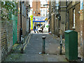 TQ3390 : Argyle Passage, N17 by Robin Webster