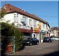 ST6070 : Greenleaze shops, Knowle, Bristol by Jaggery