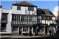 SO8932 : Timber-framed buildings, Church Street by Philip Halling