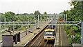 SJ5974 : Acton Bridge station, in modern days (1992) by Ben Brooksbank