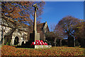 SE6183 : War memorial, All Saints Church, Helmsley by Ian Taylor