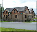 SO1533 : Gwernyfed RFC clubhouse, Talgarth by John Grayson