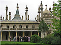 TQ3104 : Wedding photographer at Brighton Pavilion by John Sutton