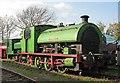 "SK8813 : Rutland Railway Museum: ""Cranford No 2"" by John Sutton"