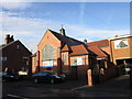 SE3611 : Royston Methodist Church on Midland Road, Royston by Ian S