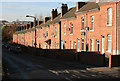 SK4287 : Houses at Treeton on the B6067 by roger geach