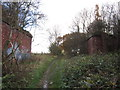 SE3815 : A bridleway along Long Dam Lane by Ian S