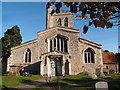SP6909 : St Mary's Church, Long Crendon by Michael Trolove