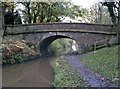 SJ9279 : Bridge 22, Macclesfield Canal by Chris Morgan