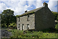 NY5705 : Derelict farmhouse Bretherdale Head by Tom Richardson