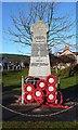 NH8913 : Aviemore War Memorial by Walter Baxter