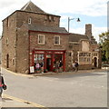 SO1533 : Tourist Centre and NatWest Talgarth by John Grayson