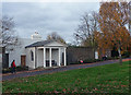 TQ3173 : Temple, Brockwell Park by Stephen Richards
