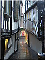 SJ4912 : Shrewsbury: Grope Lane by Christopher Hilton