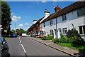TQ2037 : Horsham Road, Rusper by Barry Shimmon