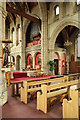 TQ1472 : All Saints, Campbell Road - Interior by John Salmon