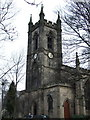 SJ8745 : St Peter ad Vincula, Stoke on Trent by Dave Kelly