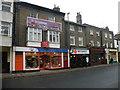 TL4557 : Regent Street 2012 (6) by Keith Edkins