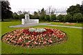 NO6995 : Gordon Highlanders War Memorial, Banchory by Alan Findlay