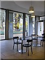 TQ2177 : The caf&eacute; at Chiswick House: interior by Stefan Czapski